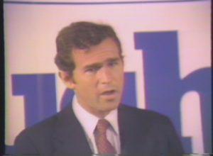KOSA-TV: George W. Bush Congressional Campaign Event (1978)