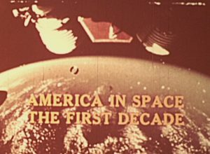 America in Space: The First Decade (1968)