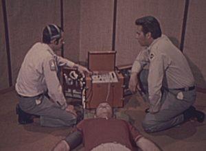 Emergency Resuscitation Telemetry