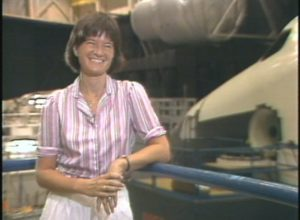 KPRC-TV: Interview with Astronaut Sally Ride and STS-7