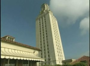 NBC News: Reopening of UT Tower Observation Deck (1999)
