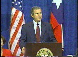 KTBC-TV: George W. Bush Presidency (2002)