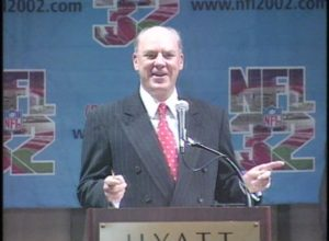 KPRC-TV: McNair Makes Formal Announcement (1999)