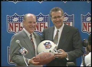KPRC-TV: NFL Expansion Committee Meeting and Decision (1999)