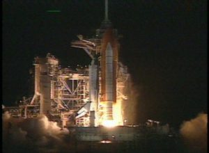 KPRC-TV: Launch of STS-93 (1999)